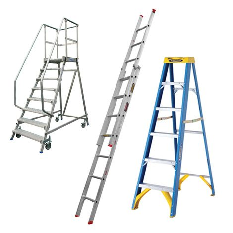 Ladders and Scafolding